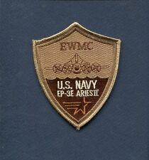 LOCKHEED EP-3E P-3 ARIES ORION EWMC Mission Commander US NAVY Squadron Des Patch