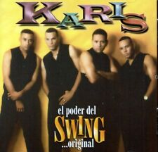 Karis El Poder del Swing Original    BRAND  NEW SEALED CD