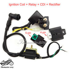 Ignition Coil CDI Regulator Relay 50 70 90 110cc GIO Kazuma Baja Taotao Sunl ATV
