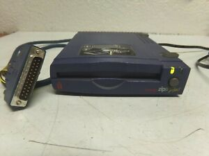 Iomega Zip 100 MB Drive Parallel Port with Power Supply