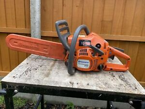 Husqvarna 235 Chainsaw with Chain Guard Cover