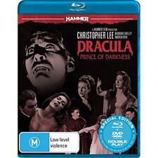 E29 BRAND NEW SEALED Dracula - Prince of Darkness Hammer Horror (Blu Ray)