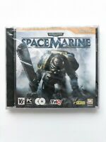 Warhammer 40,000: Space Marine PC Russian Cover Jewel Case Brand New Sealed