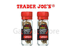 Trader Joe's Smoked Ghost Chiles Bhut Jolokia 0.7oz Mar 2020 D10300