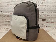 FOSSIL Strong BACKPACK Grey ABBOTT Rucksack Canvas Laptop Bag BNWT RRP£119