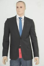 HUGO BOSS SAKKO, Alim2S, Gr. 98, UVP: 329,00 €, Slim Fit, Dark Grey
