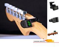 Mini Accordeur Guitare Electrique Acoustique Numeriques LCD Pinces Chromatiques