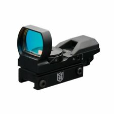 Nikko Stirling Reflex Sight 1x22x33 Red & Green Dot with 5/8 Integrated Mounts