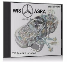 MERCEDES BENZ WIS ASRA EPC 04/2017 SERVICE REPAIR MANUAL FOR ALL MB MODELS