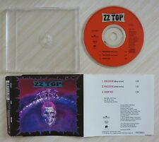 RARE CD MAXI SINGLE 3 TITRES ZZ TOP PINCUSHION
