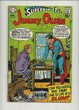 Jimmy Olsen  #127  VG/FN