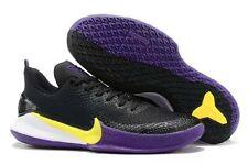 Nike Mamba Focus Black/Purple Kobe Bryant Basketball Shoes AJ5899 005 Sneakers