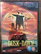George Clooney FROM DUSK TILL DAWN ~ 1995 TARANTINO Vampiro Horror GB DISCO 2