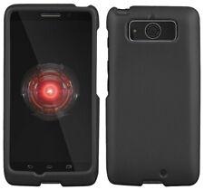 Gris de Goma Carcasa Funda Rígida Protex Funda para Motorola Droid Mini XT1030