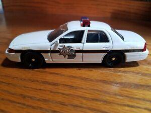 1/43 Road Champs (PREMIERE) Police Kent County Sheriff. Michigan
