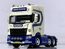 "WSI TRUCK MODELS,NEW SCANIA R HIGHLINE CR20H 6x2,""HENRIK SKAARUP"""