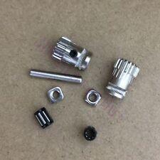 3D Printer Prusa i3 MK2.5 MK3 drive gear Kit 5mm ID extruder dual gears 1.75mm