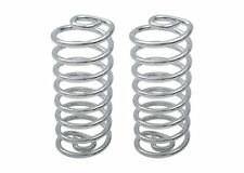 """5"""" Chrome LARGE LYCETTE SEAT / SADDLE SPRINGS -2 mounting springs"""