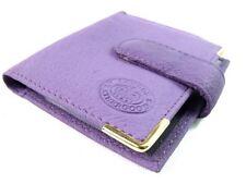 Accessoires violet en cuir pour homme