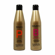 "Salerm Protein Shampoo & Balsam Conditioner 250ml Duo ""Set"""
