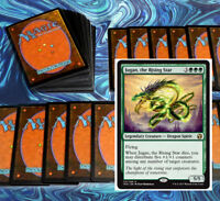 mtg GREEN DEFENDER RAMP DECK Magic the Gathering rares 60 cards jugan yeva
