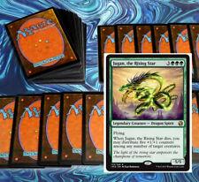 mtg GREEN DEFENDER RAMP DECK Magic the Gathering rares 60 cards jugan yeva