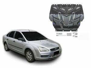 Protection sous moteur ACIER pour FORD FOCUS II 2005-2011+ AGARFE