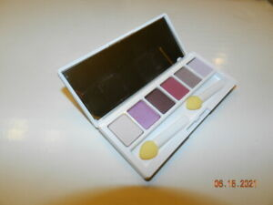 Clinique Eye Shadow Palette limited edition All About Shadow 6 pan pinks