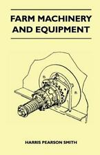 Farm Machinery and Equipment (Paperback or Softback)