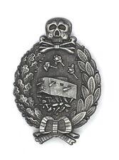 German WW1  Panzer Assault Badge