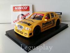 SCX Scalextric Slot Ninco 50107 AMG Mercedes C-Klasse V. Ommen ProMarkt