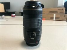 Canon Zoom Lens EF 70-300mm 1:4-5.6 IS USM Ultrasonic Macro Lens w/ UV Filter