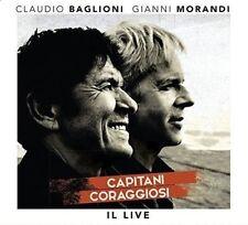 CD musicali pop musici italiani live
