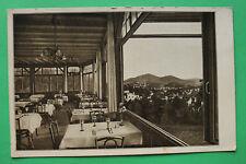 AK Baden Baden 1910-20 Hotel Cafe Gretel Einrichtung Möbel Terrasse Ort uvm W9