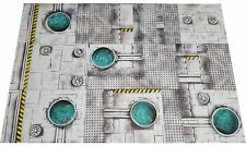 Modular Industrial Game Board, Digital Download Warhammer terrain scenery 40k