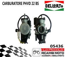 05436 CARBURATORE DELLORTO PHVD 22 BS X MODIFICHE MOTORI 4T DELL'ORTO