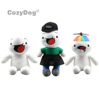 The Odd 1s Out Plush Toy Figure Doll Soft Stuffed Doll Kids Boys Girls Toys Gift