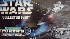 STAR WARS STAR DESTROYER flotte collection électronique Coffret 1996 Empire