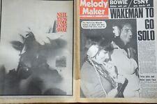 Melody Maker 13th October 1973 Slade Clapton Gong John Martyn Ace Kevin Coyne