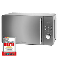 ProfiCook PC-MWG 1175 Mikrowelle mit Grill Microwelle Microwave 20L 9 Programme
