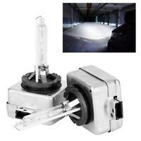 2pcs Universal D1S 12V 6000K 35W Xenon Bright White Bulb