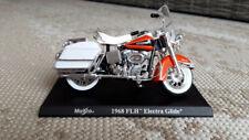 Harley Davidson - 1968 FLH Electra Glide - Maisto