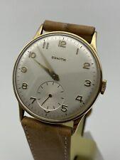 Zenith Vintage Dresswatch 14K 585 Gold