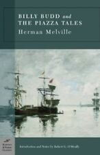 Billy Budd and the Piazza Tales by Herman Melville     Ships FREE Same Day!