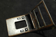 Mercedes 129 SL 300  Center Console Wood Trim Stereo Surround Panel 1296830300