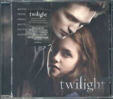 Twilight Ost - Paramore/Muse/Linkin Park/Perry Farrell Cd Ottimo Spedito in 48 H
