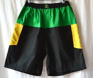 Jamaica Shorts,Bermudas, Bermuda Shorts Reggae, Rasta