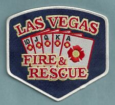 LAS VEGAS FIRE DEPARTMENT NEVADA PATCH