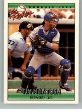1990, 1991 or 1992 Donruss The Rookies MLB Baseball Trading Cards Pick From List