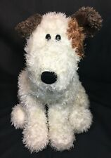 "RARE HTF Gund SKEETER Plush Puppy Dog Terrier LARGE 24"" Shaggy Stuffed Animal"